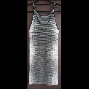 BCBG Generation illusion dress